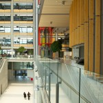 Brent Civic Centre architectural photography