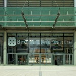 Brent Civic Centre architectural photography 3555