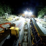A47 Bridge Replacement- Construction Photography - J Breheny