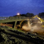Corporate Photographer A47 Bridge Replacement
