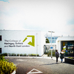 Architectural Photography at College of Harringey Enfield and North London