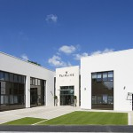 Fairline Boats New Office Building Oundle Architectural Photographer