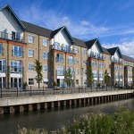 Anchor Quay Residential Development - Lincoln Architectural Photography