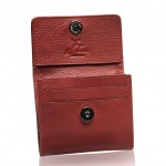 Luxury Buffalo Leather coin purse Packshot Photography