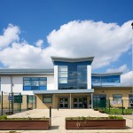 Heartsease School Norwich - Architectural Photography