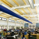 Anglia Farmers Windsock Office interior photography