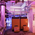 Shuttleworth College Plantroom
